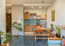 Không gian đậm hồn Việt trong căn hộ hiện đại của nữ kiến trúc sư