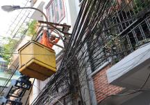 Đất vướng hành lang an toàn lưới điện có bị hạn chế xây nhà?