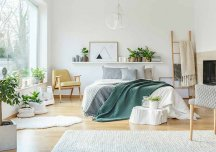 Phong thủy giường ngủ - Thứ nắm giữ sinh khí của gia chủ