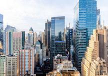 Doanh số bán bất động sản hạng sang New York phục hồi mạnh mẽ