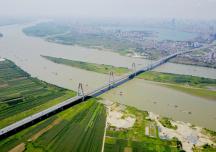 Giai đoạn 2021-2025 sẽ đưa Đông Anh, Sóc Sơn, Mê Linh lên thành phố