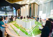 Sức mua căn hộ dịch chuyển vào các khu đô thị