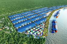 Khu Công nghiệp cầu cảng IMG Phước Đông