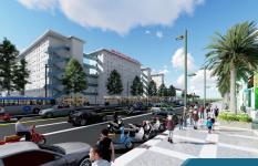 Nhà phố IJC Hoà Lợi