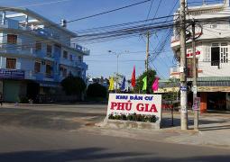 Khu dân cư Phú Gia