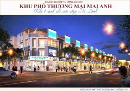 Khu phố thương mại Mai Anh