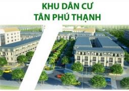 Khu dân cư Tân Phú Thạnh