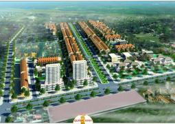 Khu đô thị trung tâm phường Yên Thanh