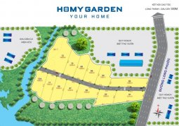 Homy Garden
