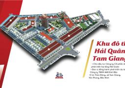 Khu đô thị mới Hải Quân Tam Giang