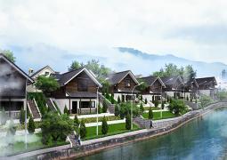 Diamond Island Villas Resort