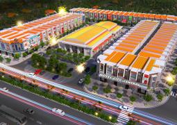 Khu đô thị Mega Market