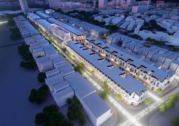 Khu phố thương mại Toàn Phát