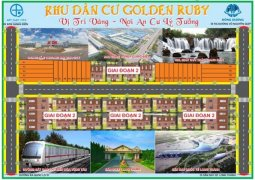 Khu dân cư Golden Ruby