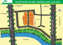 Khu dân cư Lam Sơn Bình Thạnh