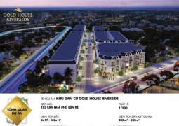 Gold House Riverside