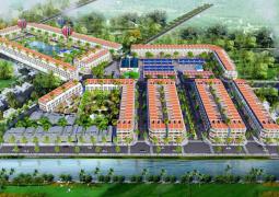Khu dân cư Thương mại và Chợ Phú Lộc