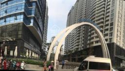 Ban quản lý cho thuê tòa nhà Tràng An Complex, số 1 Phùng Chí Kiên. DT: 50 ~ 900m2