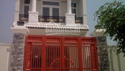 Bán nhà 1 lầu, 1 trệt gần cầu mới Hóa An, hỗ trợ vay vốn 70%, có sân để xe hơi. LH: 0908 235229