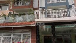 Cho thuê nhà liền kề 100m2 xây 4 tầng đã hoàn thiện đẹp, gara ô tô, 4 phòng ngủ, LH 0989030019