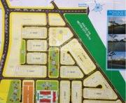 Bán đất nền dự án Thanh Nhựt, Nhà Bè, góc Lê Văn Lương và Phạm Hữu Lầu, liền kề GS Metro, đã có sổ