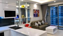 Cho thuê gấp chung cao cấp cư Đảo Kim Cương 55m2, 1PN, full nội thất giá tốt nhất chỉ 16tr/tháng