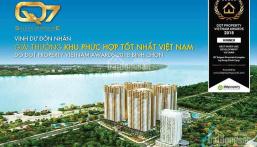 Bán gấp căn hộ Q7 Riverside view sông giá 2,2 tỷ/66m2, 1,8 tỷ/53m2 giá nhận nhà. LH: 0971395409