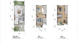 Sang nhượng căn Mega Village Khang Điền Quận 9, nhà có sổ hồng, giá bán 5.5 tỷ