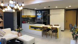 Cho thuê căn hộ Masteri Thảo Điền, 3 phòng ngủ, nội thất, giá chỉ 18 triệu/tháng, vào ở ngay