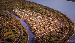 Sở hữu nền BT vườn 1000m2 và hàng xóm là cộng động triệu đô chỉ có ở Saigon Garden Riverside Q9