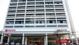 Cho thuê văn phòng tòa nhà Toyota Trường Chinh, DT 100m2 - 200m2 - 500m2 giá thuê 260 nghìn/m2/th