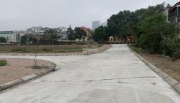 Cần tiền bán gấp lô liền kề DV 1 Cửu Cao đang làm đường hạ tầng mạnh, 50m2, sát Ecopark, giá đầu tư