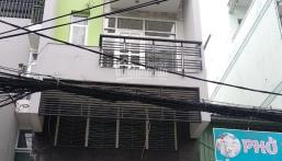 Bán nhà hẻm 766 CMT8 P5, Tân Bình. DT: 4,75x12m, 5 lầu, giá rẻ: 9 tỷ TL, ĐCT khoán: 30 tr/th
