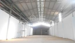 Cho thuê kho xưởng siêu hot 1000m2 mặt tiền đường lớn Quốc Lộ 1A, P. An Phú Đông, Quận 12