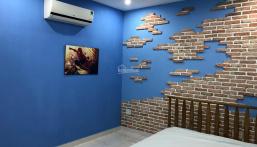 Cho thuê nhà phố Khang Điền 5x15 full nội thất 13 triệu/tháng - 3PN/3WC - khu an ninh 0938858283
