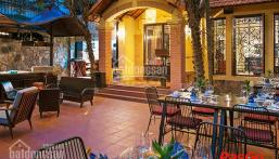 Cho thuê biệt thự Pháp làm VP, coworking space, nhà hàng trung tâm Q3, 12*26m, giá 116 tr/th