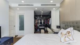 Cho thuê gấp căn hộ Viva Riverside, Quận 6, 95m2, 3PN, full NT, 13 triệu/tháng, Công 0903 833 234