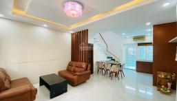 Bán nhà phố khang điền 5x15m, nội thất cơ bản, giá 5,55 tỷ, sổ hồng, hướng đông trạch 0938858283
