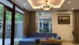 Cho thuê biệt thự song lập Ecopark, giá chỉ 22 triệu/tháng, full đồ đẹp nhà mới
