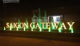 CH Saigon Gateway cho thuê giá mềm 2PN, 2WC, giá 6 tr/th, 3PN: 8 tr/th, LH: 0902924008