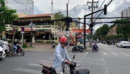 Góc 2MTKD đường Đồng Đen và Hồng Lạc, Tân Bình 12.7x24m, 1 lầu, góc cực sung và đẹp. Giá 45 tỷ