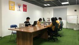 Cho thuê văn phòng mặt phố Nguyễn Xiển, gần ngã tư Nguyễn Trãi - diện tích 55m2/tầng
