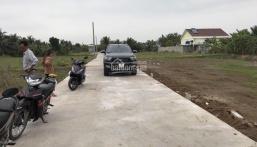 Đất nền P7, P8, Phú Nhuận, TP Bến Tre