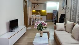 Cho thuê căn hộ Soho Riverview, 2 PN, 2WC, full nội thất, nhà đẹp. 11.5 triệu/tháng LH: 0936240549