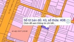 Bán đất ở xã Long Giao, Cẩm Mỹ, gần bưu điện Long giao, diện tích: 225m2 sổ riêng