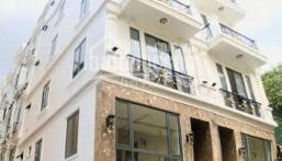 Bán nhà mặt tiền Phú Nhuận căn góc đường Hồ Biểu Chánh, giá 17 tỷ, DT: 5x15m, 4 tầng. LH 0916418429