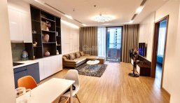 Cho thuê CHCC Vinhomes Metropolis: 80m2, 2PN, full đồ đẹp, giá 22 triệu/tháng. LH 0393829622