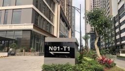 Bán căn hộ B2103 tòa N01T1 - Ngoại Giao Đoàn, DT 95m2, 3PN, 2WC view hồ điều hòa. Giá 3,785 tỷ
