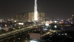 Xoay vốn chủ nhà bán gấp Thảo Điền Pearl 95m2, 2PN view sông & LM81, giá 4.6 tỷ 070 3966 021