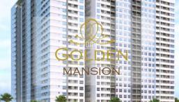 Chính chủ cho thuê căn cc Golden Mansion, view đẹp 1PN=10tr, 2PN=13 tr, 3PN=15tr 0968364060